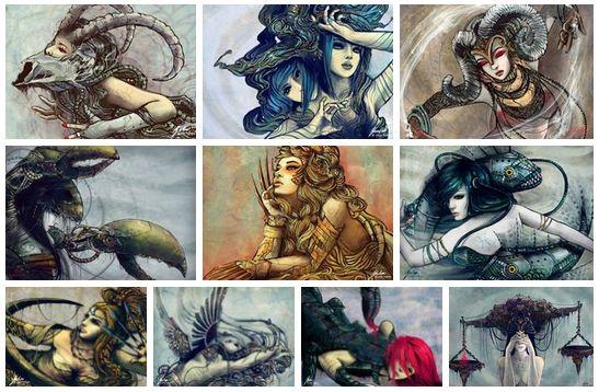 картинки совместимость знаков зодиака: